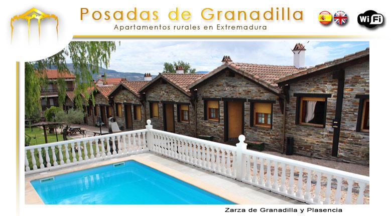 Casas rurales caceres alojamientos en caceres for Casas rurales en caceres con piscina